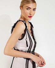 Yulia Agafonova model (μοντέλο). Photoshoot of model Yulia Agafonova demonstrating Fashion Modeling.Fashion Modeling Photo #186801