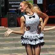 Yulia Agafonova model (μοντέλο). Modeling work by model Yulia Agafonova. Photo #186808
