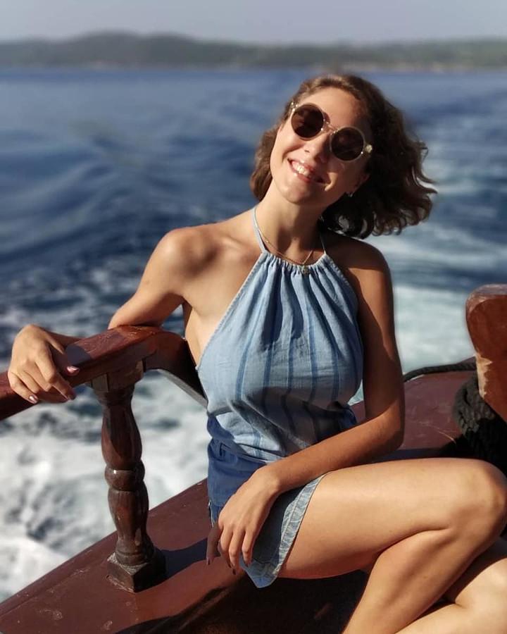 Yulia Agafonova model (μοντέλο). Photoshoot of model Yulia Agafonova demonstrating Fashion Modeling.Fashion Modeling Photo #203608