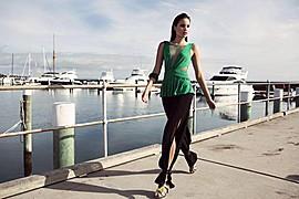 Yumika Hoskin fashion stylist. styling by fashion stylist Yumika Hoskin. Photo #43839
