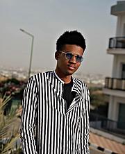 Yusuf Bello Mahmud model. Photoshoot of model Yusuf Bello Mahmud demonstrating Fashion Modeling.Fashion Modeling Photo #209502
