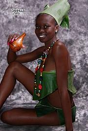 Yvonne Okello Model