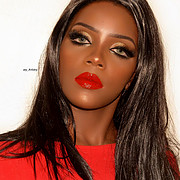 Zey Artistry makeup artist. Work by makeup artist Zey Artistry demonstrating Beauty Makeup.Beauty Makeup Photo #204085