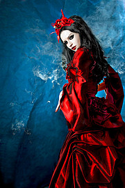 Zhenya Merrick model (модель). Photoshoot of model Zhenya Merrick demonstrating Fashion Modeling.Fashion Modeling Photo #104152