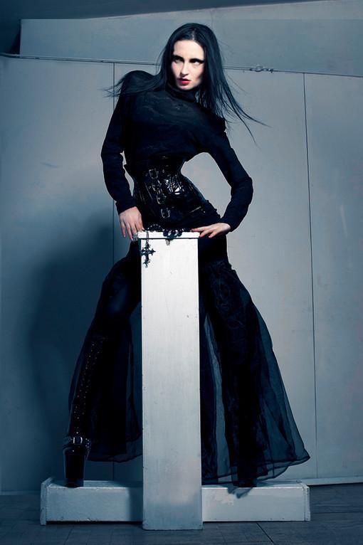 Zhenya Merrick model (модель). Photoshoot of model Zhenya Merrick demonstrating Fashion Modeling.Fashion Modeling Photo #104155