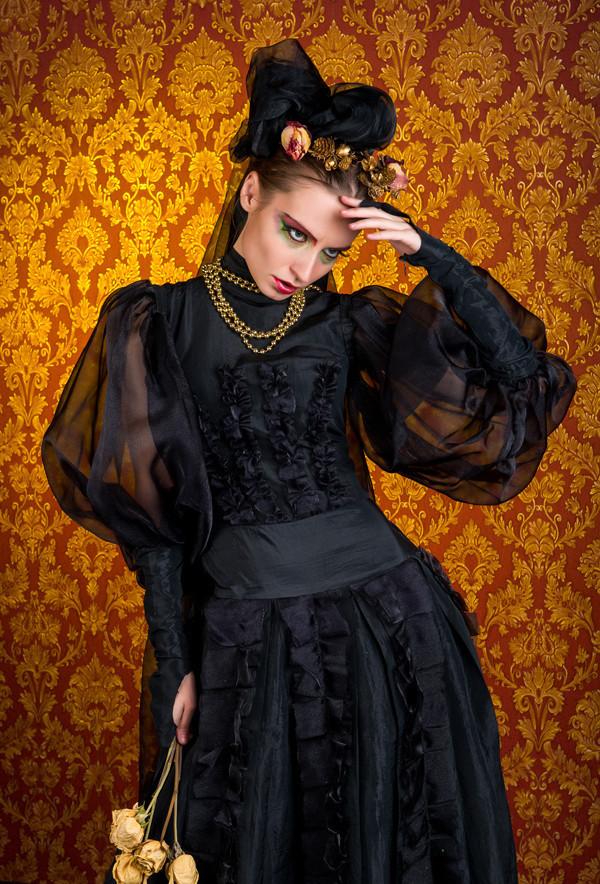 Zhenya Merrick model (модель). Photoshoot of model Zhenya Merrick demonstrating Fashion Modeling.Fashion Modeling Photo #104156
