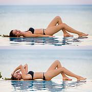 Zoanna Mavroudaki model (μοντέλο). Photoshoot of model Zoanna Mavroudaki demonstrating Body Modeling.Body Modeling Photo #201690