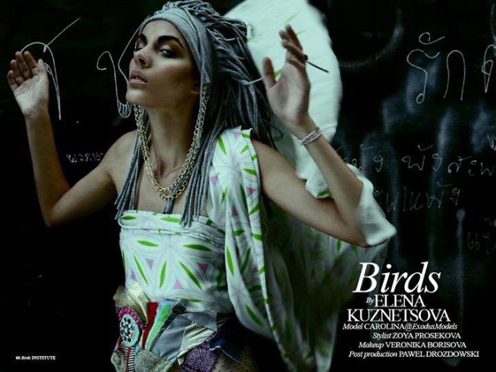 Zoya Prosekova Fashion Stylist